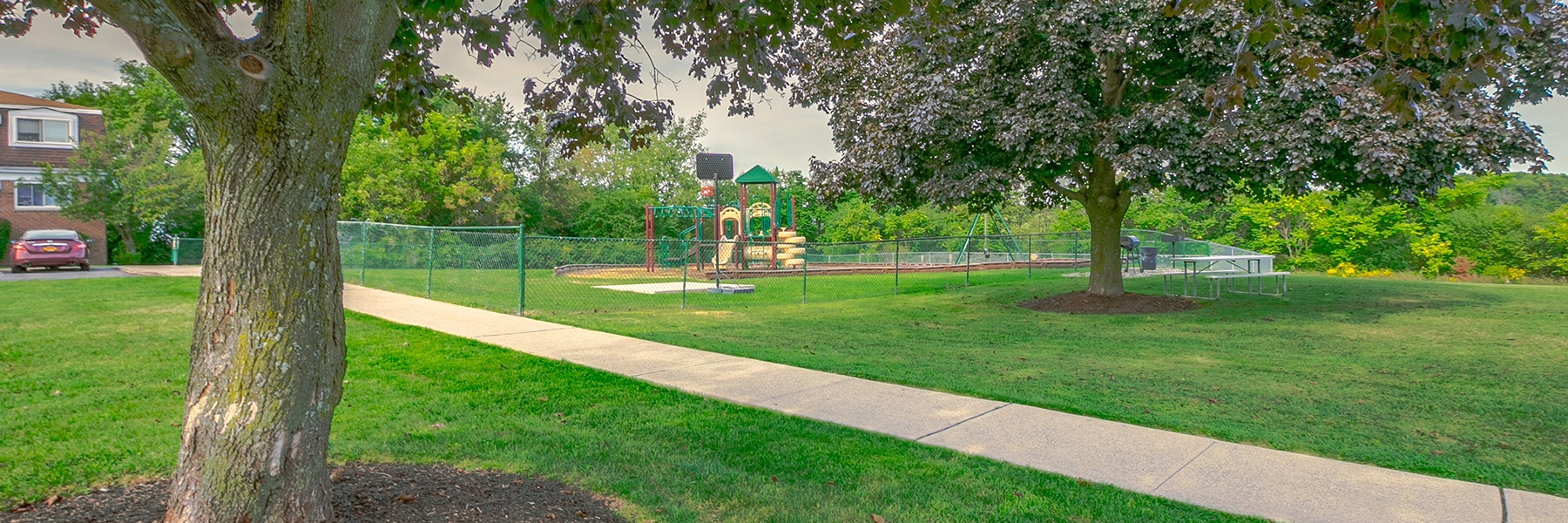 Knollcrest Village Apartments For Rent in Chester, NY Playground